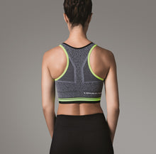 Seamless Print Sports Bra