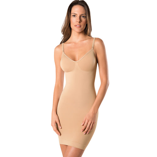 Seamless Shaping Strapless Dress