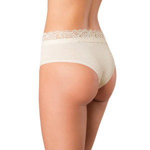 50`s Style Lace Brief