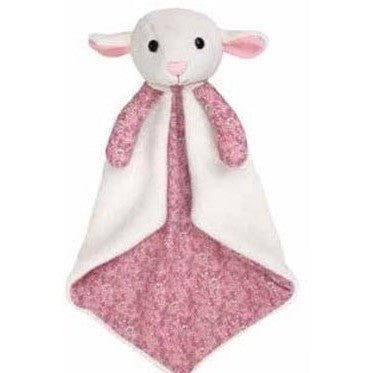 Apple Park Blankie Lamby Organic Patterned Blankie (6 Designs)