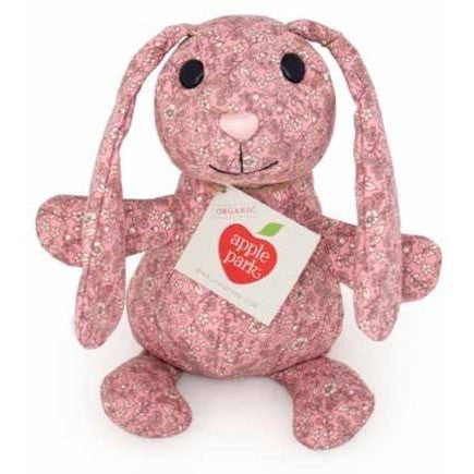 Apple Park Organic Garden Patterned Bunny (2 Designs)