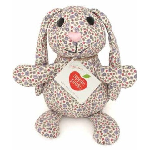 Apple Park doll Purple Apple Park Organic Garden Patterned Bunny (2 Designs)
