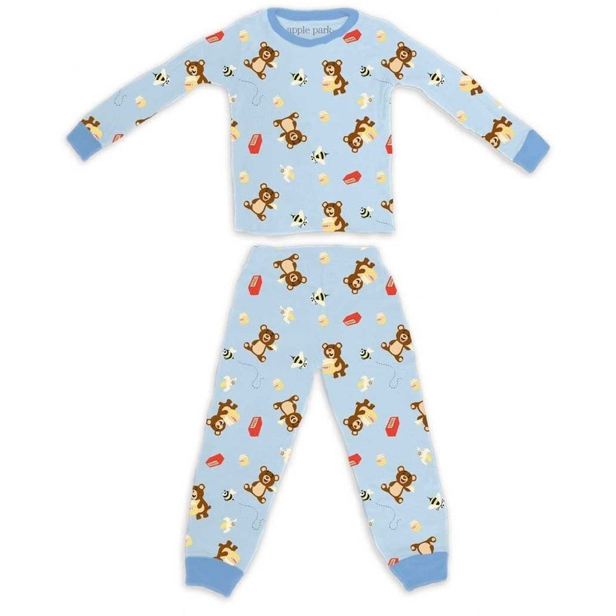 Apple Park Pajama Cubby / 6 - 12 Months Apple Park 100% Organic Cotton Pajamas (6 - 12 months) Cubby