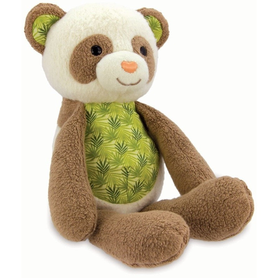 Apple Park plush Organic Playground Pal Plush Panda