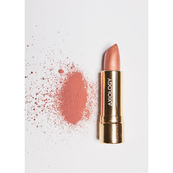 Axiology Lipstick Devotion Axiology - Natural, Organic, Vegan & Cruelty Free Lipstick (16 colours)