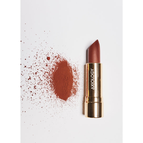 Axiology Lipstick Elusive Axiology - Natural, Organic, Vegan & Cruelty Free Lipstick (16 colours)