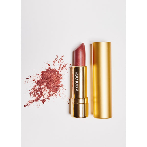 Axiology Lipstick Fundamental Axiology - Natural, Organic, Vegan & Cruelty Free Lipstick (16 colours)