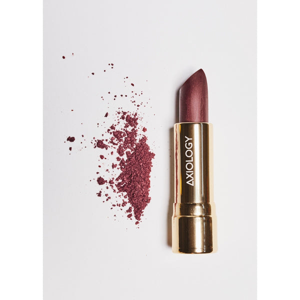 Axiology Lipstick Infinite Axiology - Natural, Organic, Vegan & Cruelty Free Lipstick (16 colours)
