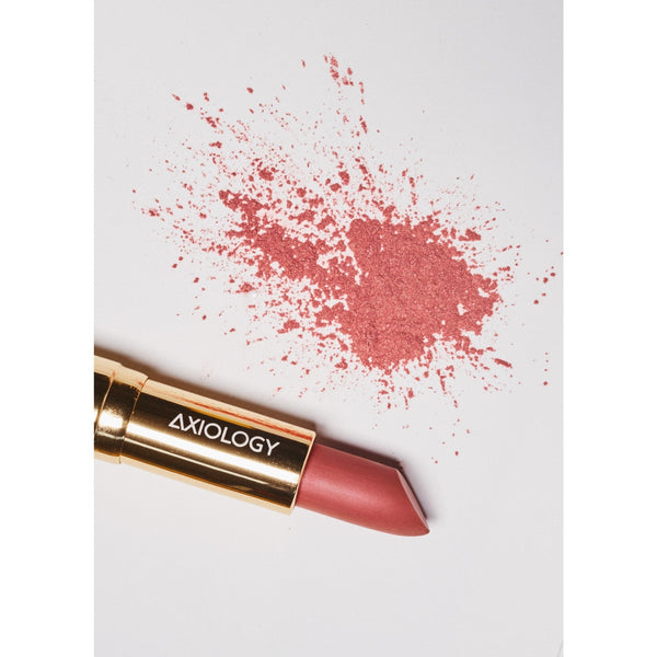 Axiology Lipstick Noble Axiology - Natural, Organic, Vegan & Cruelty Free Lipstick (16 colours)