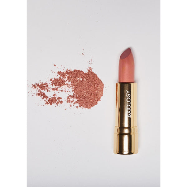 Axiology Lipstick Philosophy Axiology - Natural, Organic, Vegan & Cruelty Free Lipstick (16 colours)