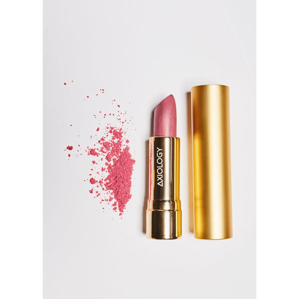 Axiology Lipstick Vibration Axiology - Natural, Organic, Vegan & Cruelty Free Lipstick (16 colours)