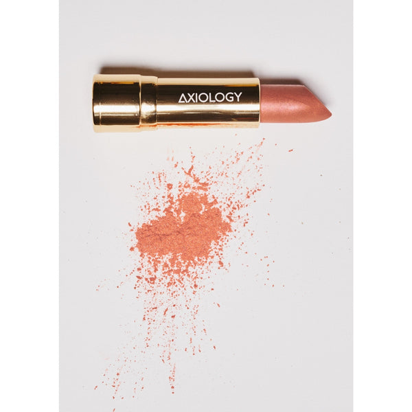 Axiology Lipstick Virtue Axiology - Natural, Organic, Vegan & Cruelty Free Lipstick (16 colours)