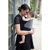 Baby Hawk by Moby baby carrier Rustica Baby Hawk by Moby Met Tai Baby Carrier (8 to 40 lbs) Rustica