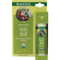 Badger Balms Balm Badger Balm - Focus Balm Aromatherapy Stick