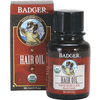 Badger Balms Mens Care Badger Balm - Men's Hair Oil - Navigator Class Man Care