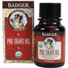 Badger Balms Mens Care Badger Balm - Organic Pre-Shave Oil