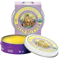Badger Balms Pregnancy Badger Balm - Organic Pregnant Belly Butter