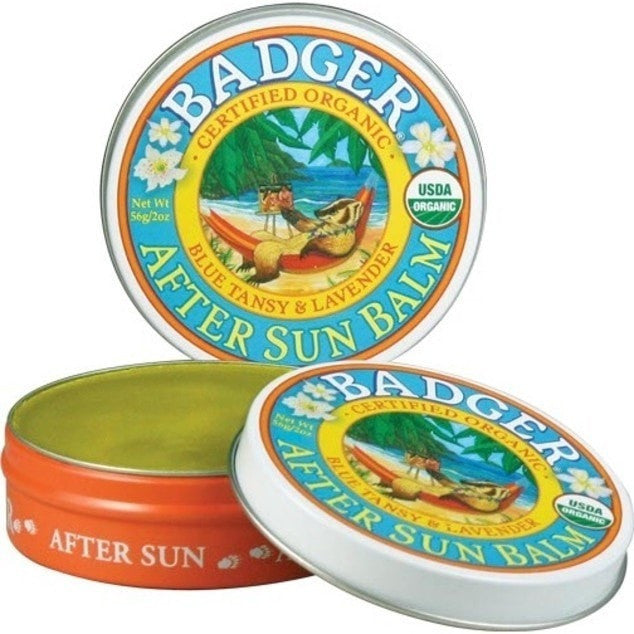 Badger Skin Care Badger - Organic After Sun Balm 56g