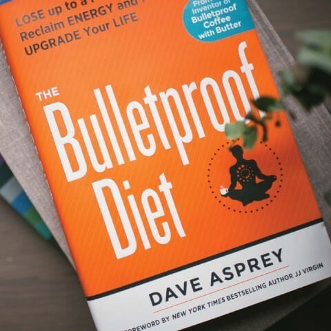 Bulletproof book The Bulletproof Diet Book