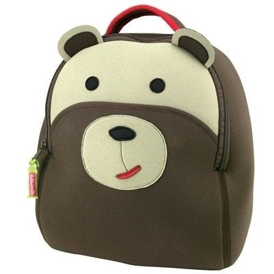 Dabbawalla Backpacks Bear Dabbawalla NonToxic Pre-School Backback (17 Designs)