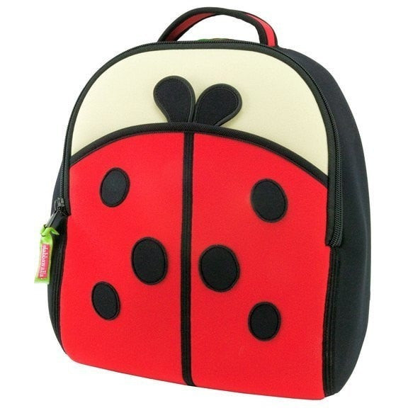 Dabbawalla Backpacks Cute as a Bug Dabbawalla NonToxic Pre-School Backback (17 Designs)