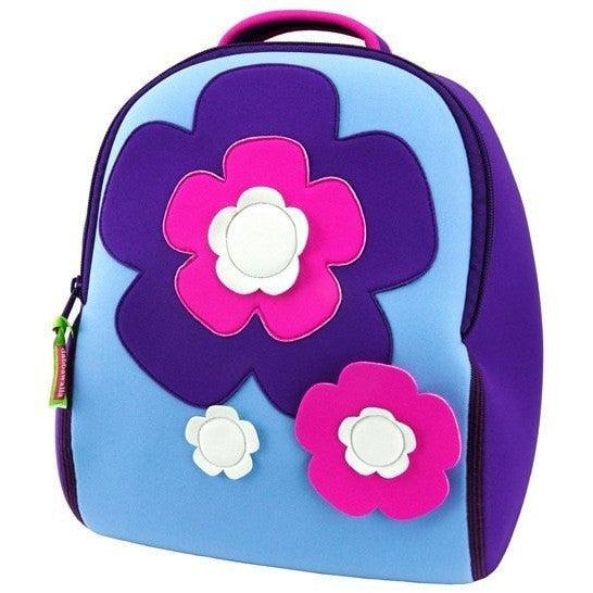 Dabbawalla Backpacks Flower Power Dabbawalla NonToxic Pre-School Backback (17 Designs)
