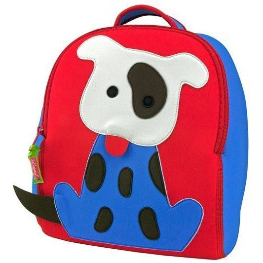Dabbawalla Backpacks Go Fetch Dog Dabbawalla NonToxic Pre-School Backback (17 Designs)
