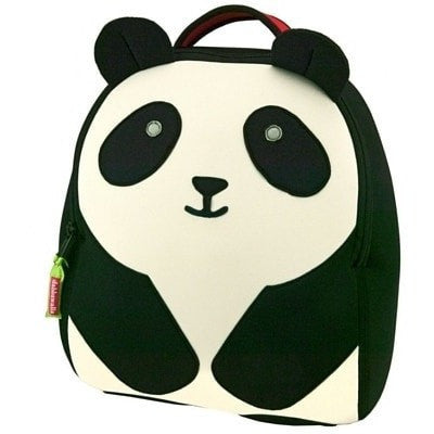 Dabbawalla Backpacks Panda Dabbawalla NonToxic Pre-School Backback (17 Designs)