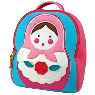 Dabbawalla Backpacks Russian Doll Dabbawalla NonToxic Pre-School Backback (17 Designs)