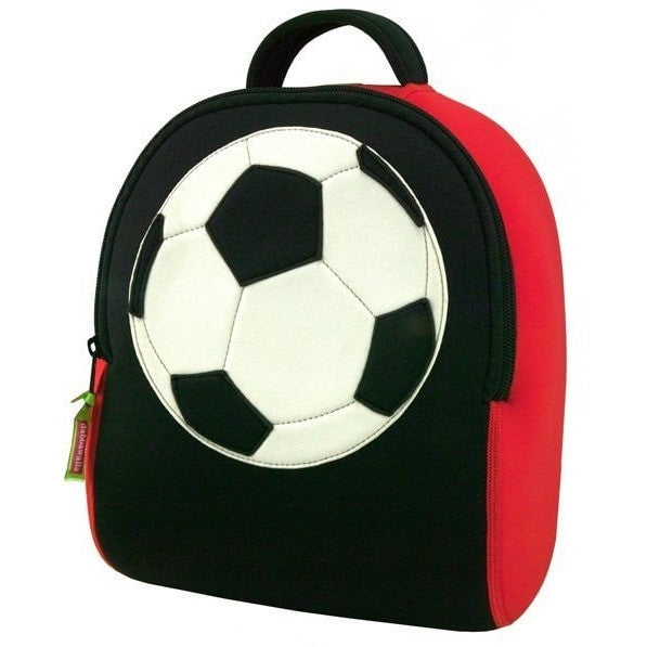 Dabbawalla Backpacks Soccer Dabbawalla NonToxic Pre-School Backback (17 Designs)