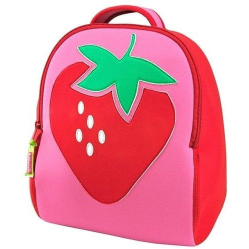 Dabbawalla Backpacks Strawberry Fields Dabbawalla NonToxic Pre-School Backback (17 Designs)