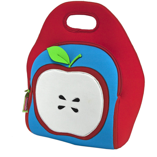 Dabbawalla Lunch Bag Apple of My Eye Dabbawalla NonToxic Lunch Bag (18 Designs)