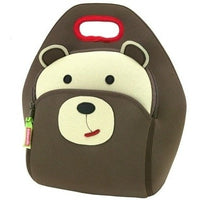 Dabbawalla Lunch Bag Bear Dabbawalla NonToxic Lunch Bag (18 Designs)