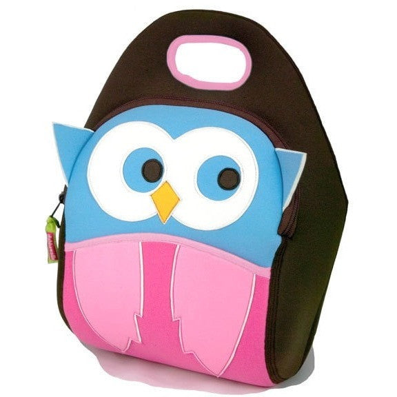 Dabbawalla Lunch Bag Hoot Dabbawalla NonToxic Lunch Bag (18 Designs)