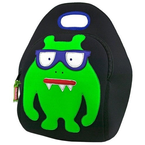 Dabbawalla Lunch Bag Monster Geek Dabbawalla NonToxic Lunch Bag (18 Designs)
