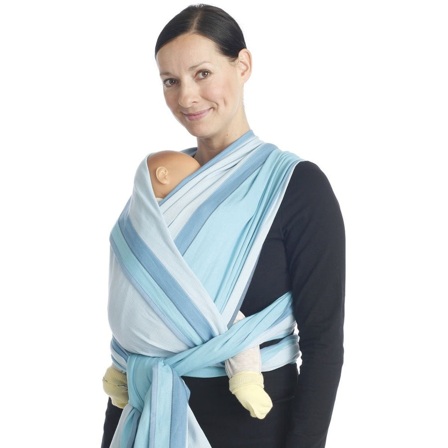Dolcino baby carrier Capri / Medium Dolcino Organic Woven Wrap Capri (up to 60 lbs) (2 sizes)