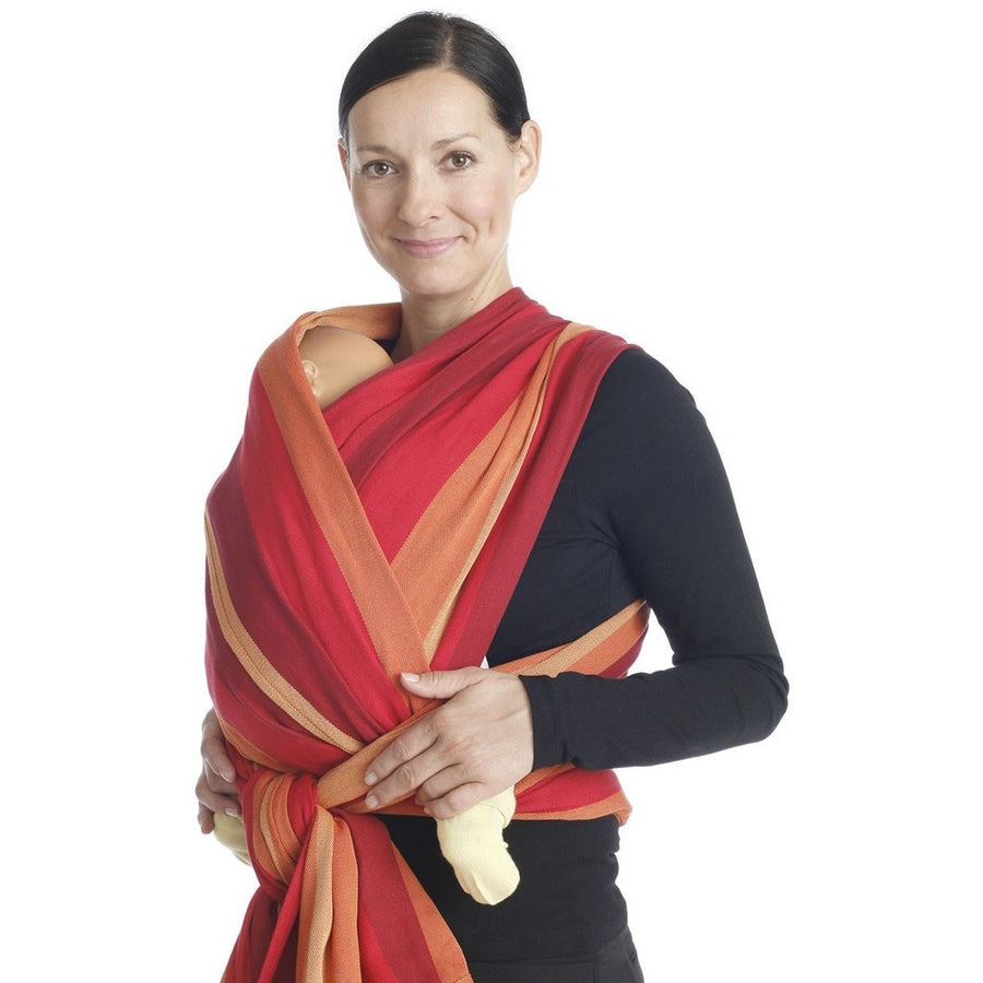 Dolcino baby carrier Stromboli / Medium Dolcino Organic Woven Wrap Stromboli (up to 60 lbs) (2 sizes)
