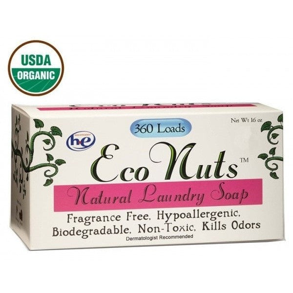 Eco Nuts Laundry Detergent 360 Loads Eco Nuts Organic Laundry Soap - (2 Sizes)