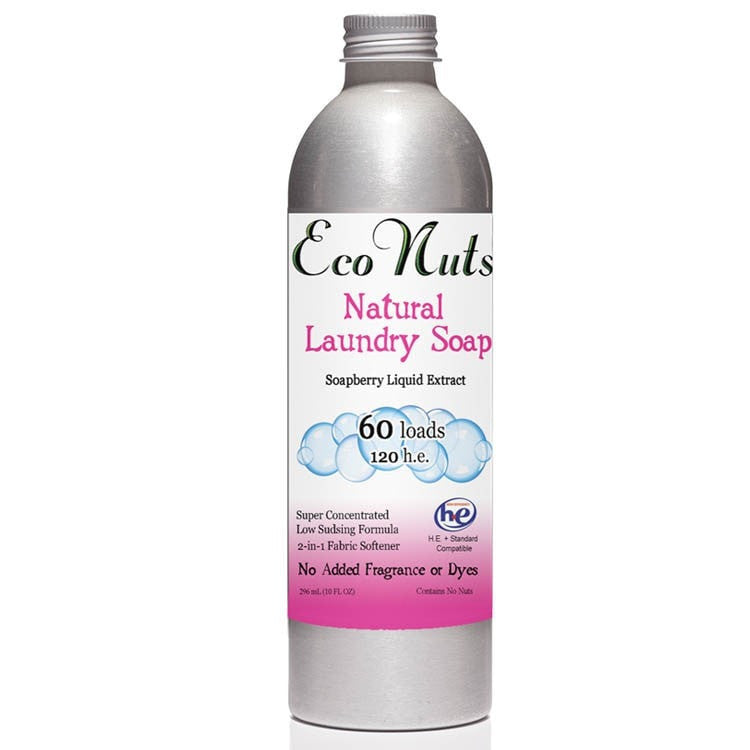 Eco Nuts Laundry Detergent Daily Deal - Eco Nuts Liquid Detergent - 60 Loads