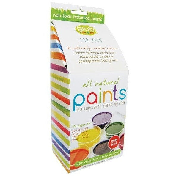 Glob Paint Kit Glob All Natural Paint Kit
