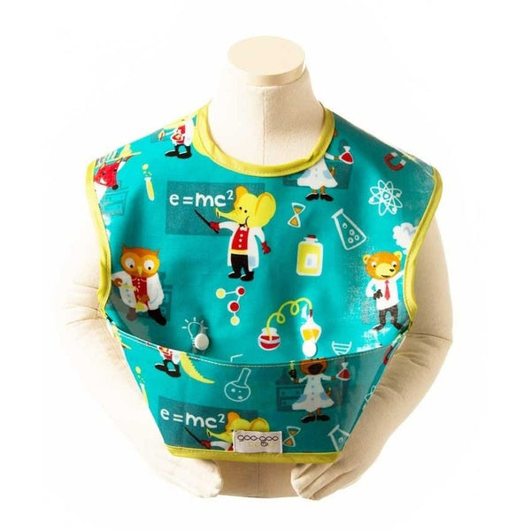 Goo-Goo Baby Bibs Large / Lab Goo-Goo Baby Perfect Pocket Bib (2 Sizes: 4 - 24 months / 2+ years & 4 designs)