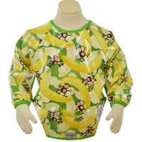 Goo-Goo Baby Bibs Small / Go Bananas Goo-Goo Baby Perfect Pocket Smock (3 designs)