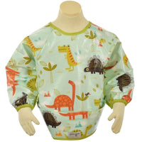 Goo-Goo Baby Bibs Small / Jurasic Goo-Goo Baby Perfect Pocket Smock (3 designs)