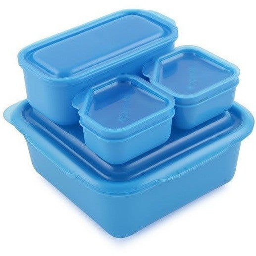 Goodbyn food container Blue Goodbyn Portions on the Go Food Container (5 Colours)