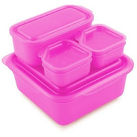 Goodbyn food container Pink Goodbyn Portions on the Go Food Container (5 Colours)