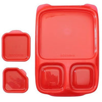 Goodbyn food container Red Goodbyn Hero Food Container (3 Colours)