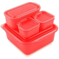 Goodbyn food container Red Goodbyn Portions on the Go Food Container (5 Colours)