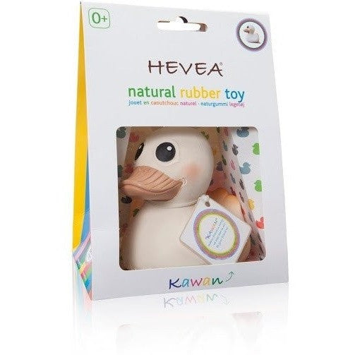 Hevea Kawan Natural Rubber Duck Toy