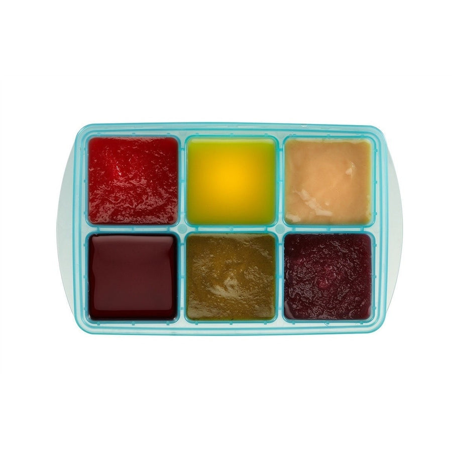 Innobaby food freezing tray Innobaby - EZ pop freezer tray with lid - 2 pack (2 sizes)