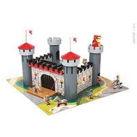 Janod Castle Janod - Wooden Dragon Castle (4 - 8 years)